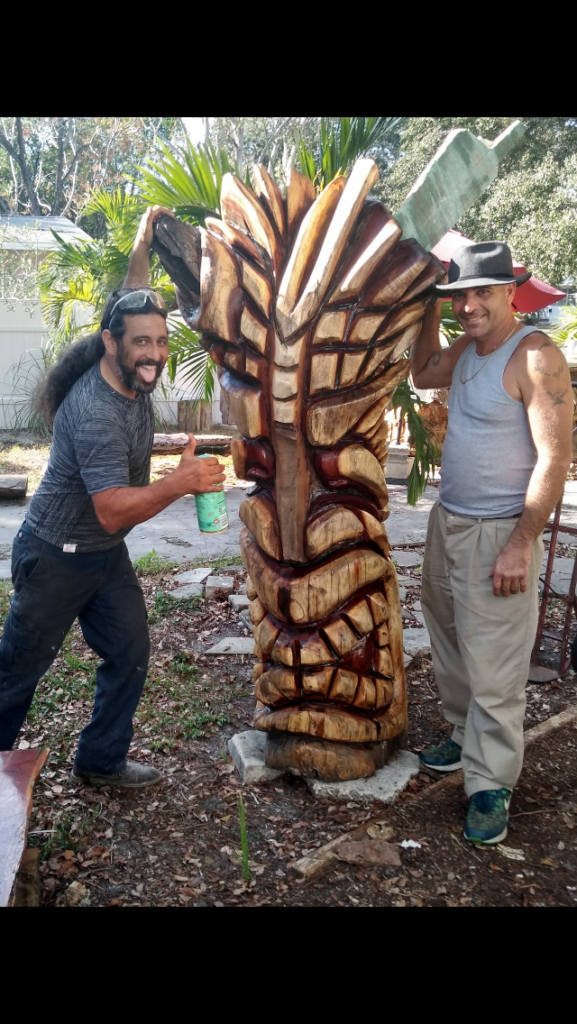 New tikimondo carver-laz