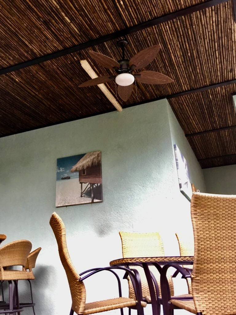 Bamboo ceilings installed for an authentic high end look